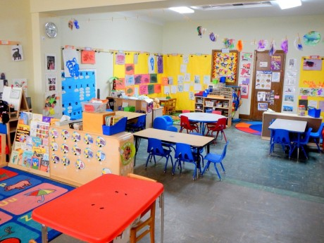 Busy Bees Classroom